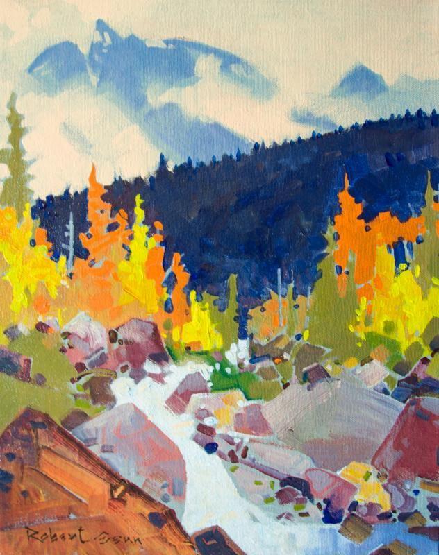 Robert Genn   Artwork   West End Gallery LTD