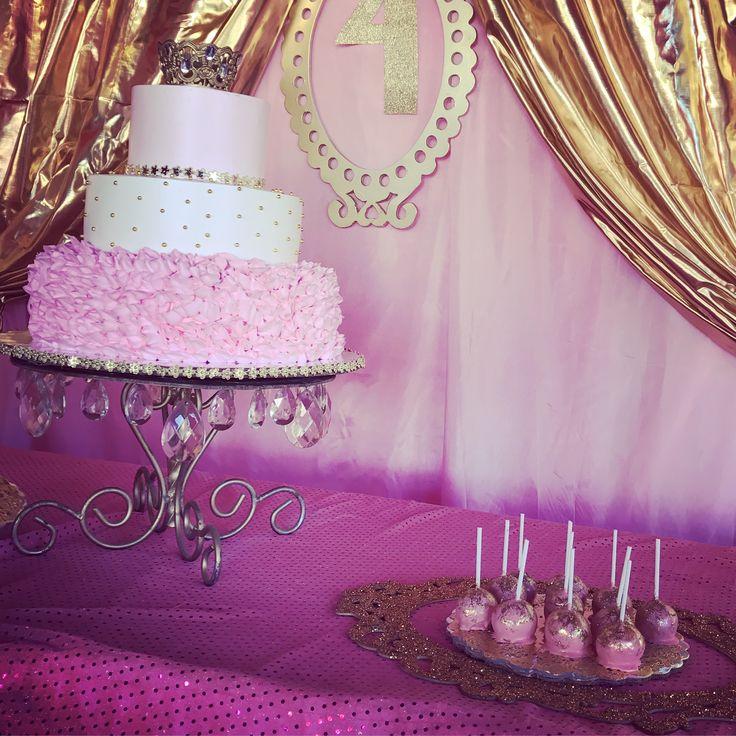 Cake princesas 👸🏼