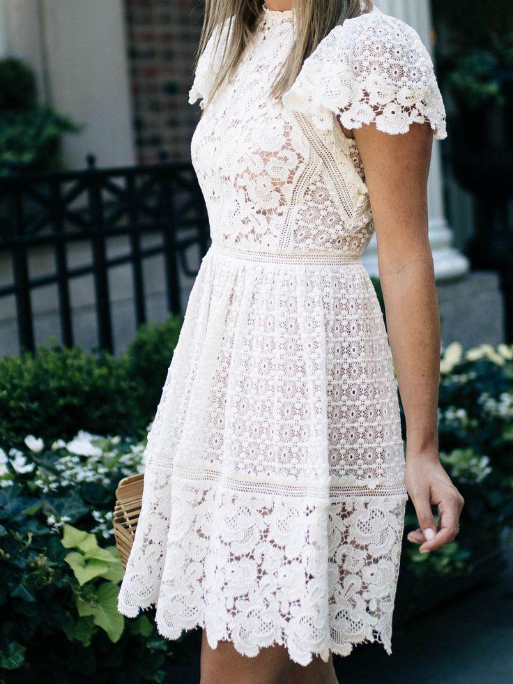 Blue dress lace 4 less