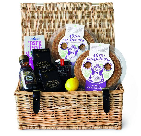 Win this Pancake day hamper
