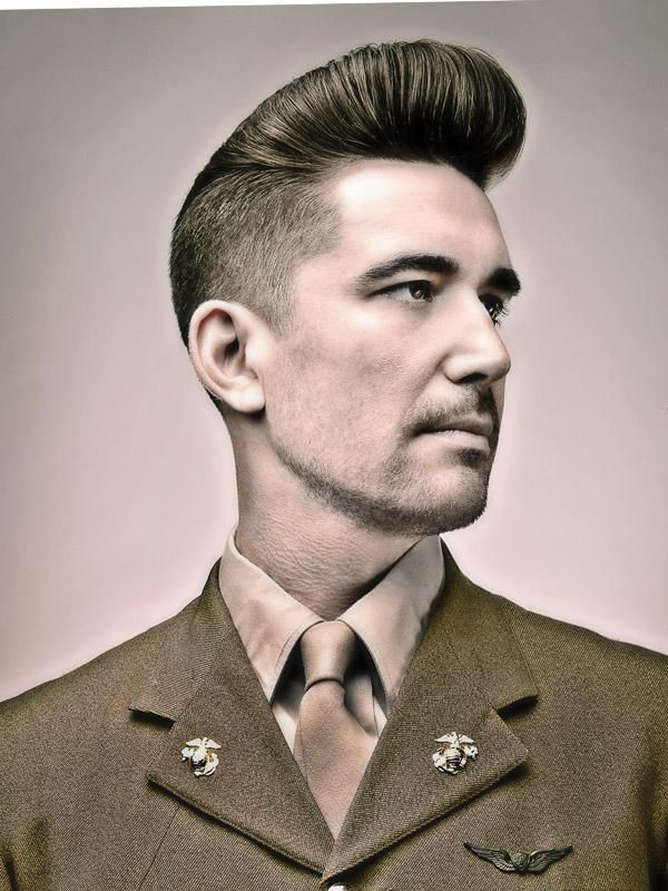 199 best pomp images on Pinterest | Male hair, Classic hairstyles ...