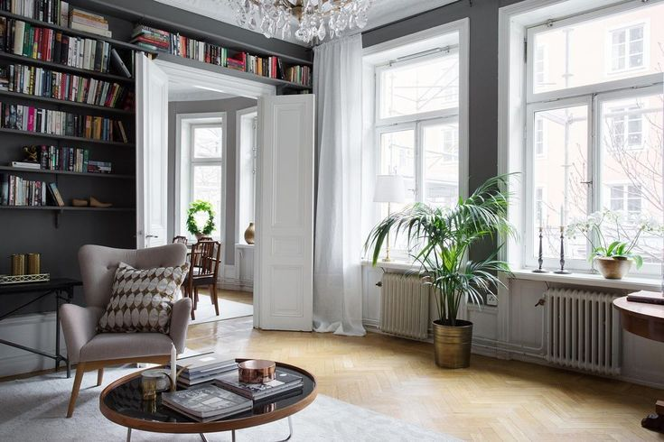 Dominika Peczynski säljer sin lägenhet – se de fina bilderna här – Hus & Hem