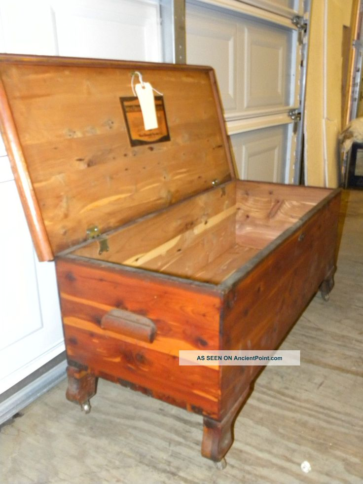169 Best Hope Chest Images On Pinterest Coffer Hope Chest And Footlocker