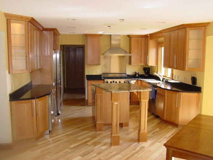 Cocinas de madera1