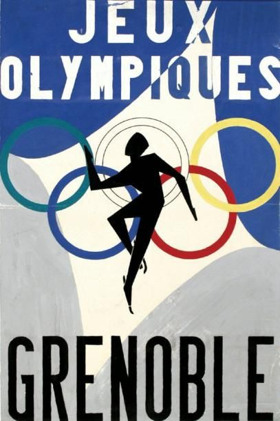Grenoble - Jeux Olympiques -
