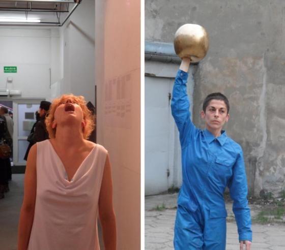 InterAkcje 2012, a review by Małgorzata Kaźmierczak