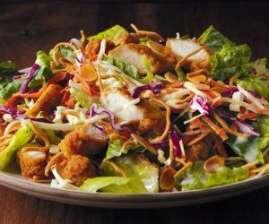 The 10 Unhealthiest Chain Restaurant Salads   The Daily Meal