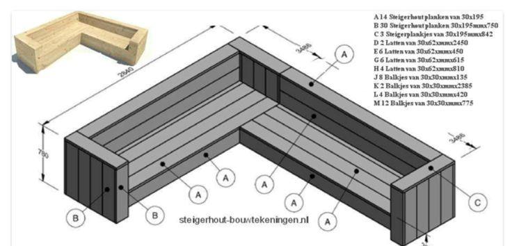 hoekbank steigerhout? Stap voor stap uitgelegd ✓ Vakkundig klusadvies & doe-het-zelf tips ✓ Stel een vraag of deel jouw klus