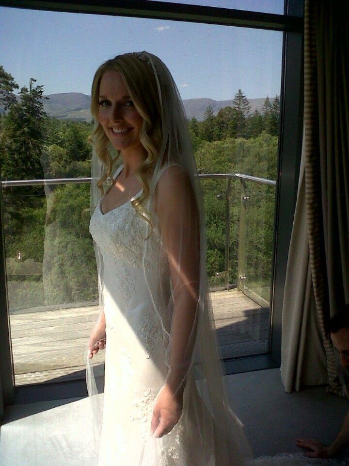 Beautiful bride parknasilla hotel
