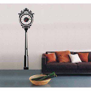Comprar online Reloj Pared Adhesivo Farola en Natural smell