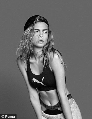 Tomboy: Proving her versatile look, she sports a backwards cap to add to the urban theme