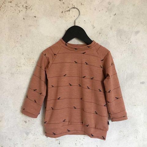 Sweatshirt - Birds