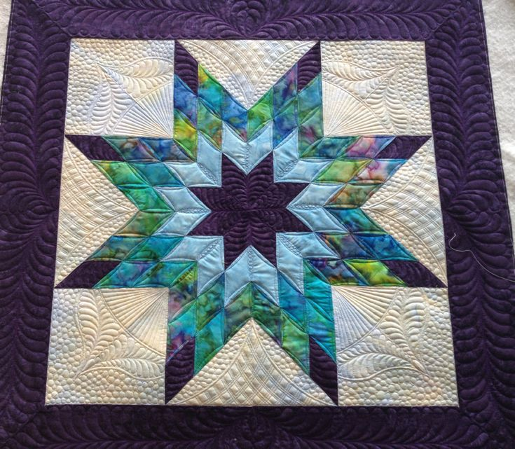 Lone Star Quilt Pattern 31
