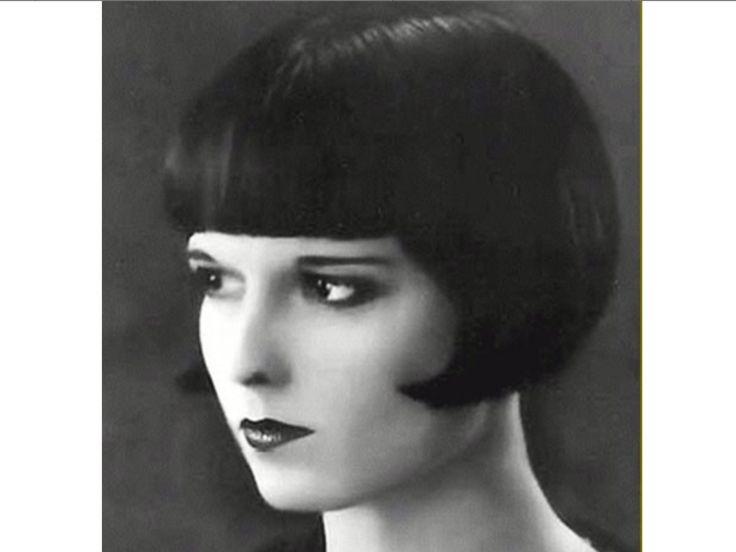 George Hommel: Louise Brooks c1929 in 2020   Louise brooks