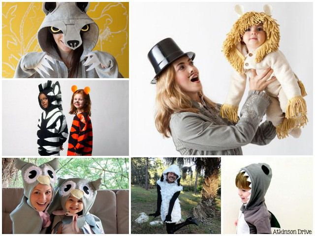 6 cute animal halloween costume ideas you can make yourself - Halloween Costumes That You Can Make Yourself
