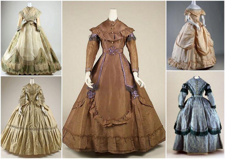 Викторианская мода - PAILISH