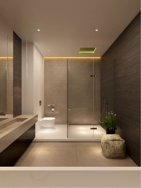 47 best bathroom images on Pinterest Bathroom, Bathrooms and - einrichten mit grau holz alexandra fedorova