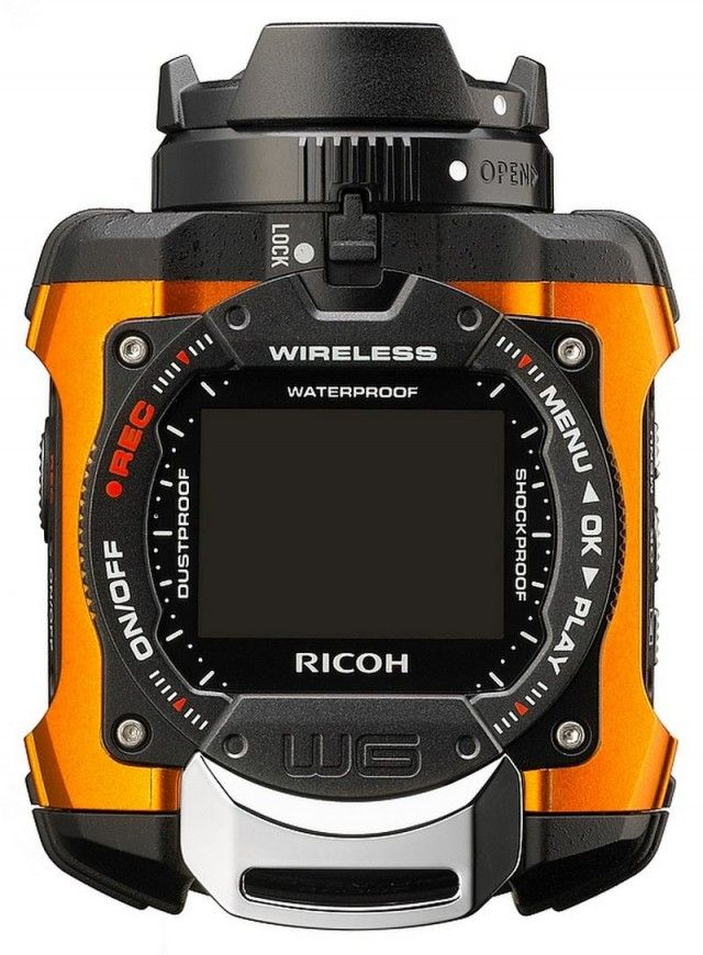 Ricoh WG-M1 Adventure Camera