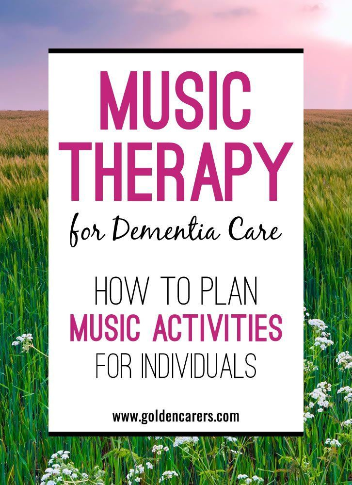 music therapy in dementia care Sing-fit is a music therapy app specifically designed for people with dementia caregivers can pick from over 300 songs to sing along with their loved one it also incorporates simple exercises (such as toe-tapping and hand waving), so participants improve their mood and stay engaged.