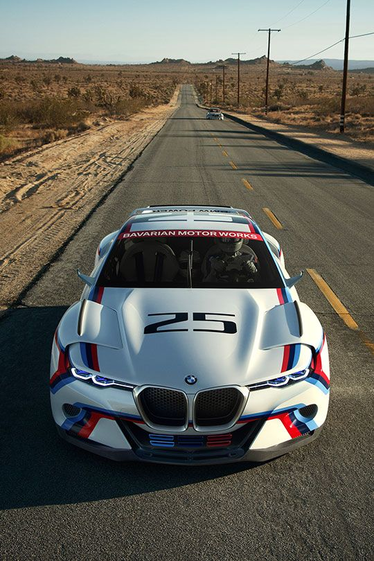 """BMW 3.0 CSL Hommage R (#FTA) """