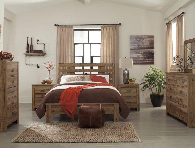 Bedroom Set Brown Cinrey B369 Ashley Furniture At Bellagio Furniture Store  Houston Texas Www.BellagioFurniture