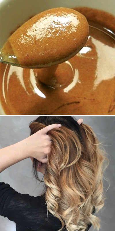 Aclara tu cabello con esta receta casera, sin tintes químicos