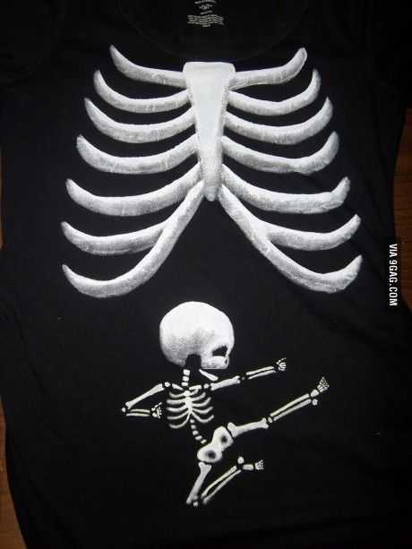 This is the best pregnancy announcement shirt ever!