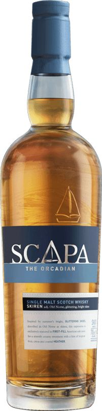 Scapa is a surprisingly smooth and honeyed single malt whisky, a unique tasting profile for an island malt.