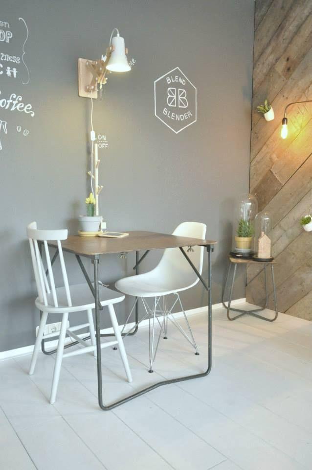 Blend And Blender Cafe Utrecht Holland