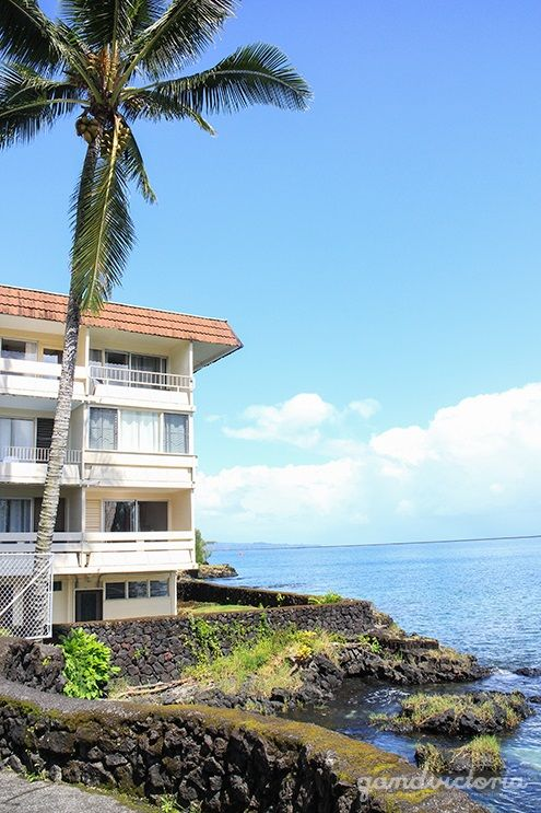 Hilo Reeds Bay Hotel in Hilo, Hawaii. | qandvictoria.wordpress.com