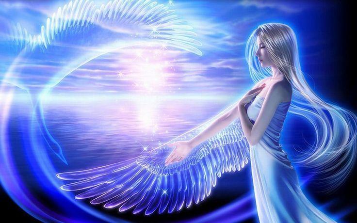 beautiful angel of light <3