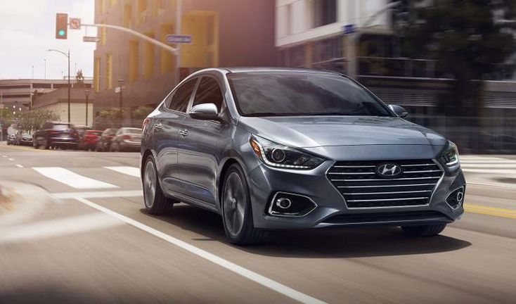 2018 Hyundai Accent Color