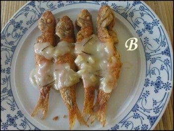 Ψάρια μαρινάτα #sintagespareas