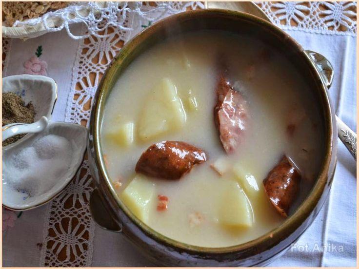 Domowa kuchnia Aniki: Zalewajka staropolska
