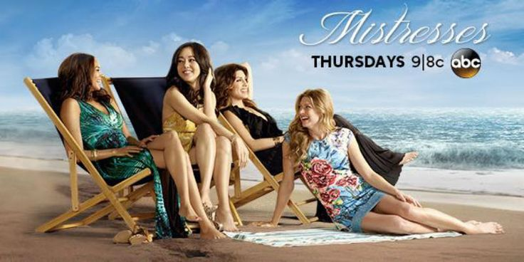 'Mistresses' Season 3 Spoilers: 'The Best Laid Plans' Episode; Unsuspecting Characters Will Have Steamy Scenes - http://www.movienewsguide.com/mistresses-season-3-spoilers-best-laid-plans-episode-unsuspecting-characters-will-steamy-scenes/76825