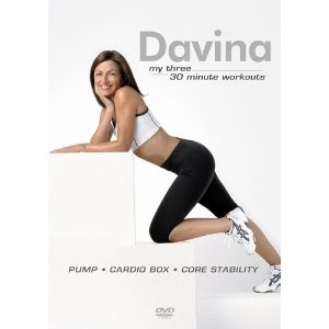 Davina - My Three 30 Minute Workouts [DVD] [2005]: Amazon.co.uk: Davina McCall, Jackie Wren, Mark Wren: Film & TV