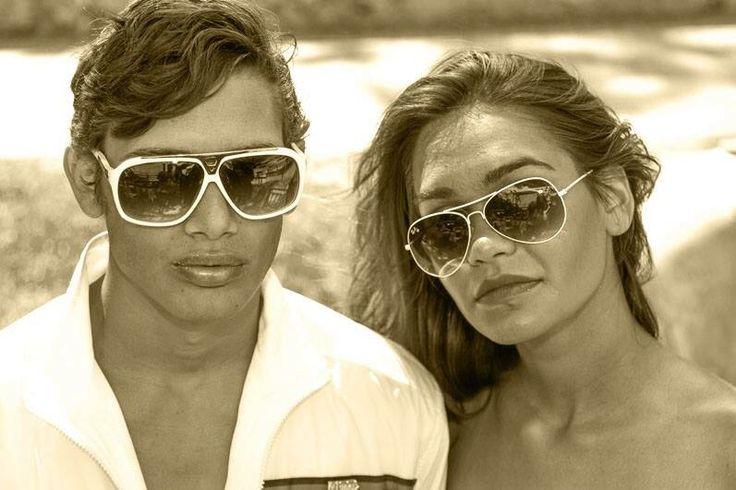 Isaac & Taylah Ann on. Summer Bees Honeymoon