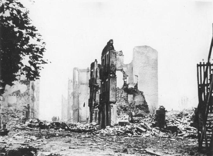 Bombardement de Guernica, le 26 avril 1937
