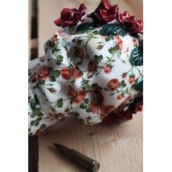 alcancia-calavera-collage-flores