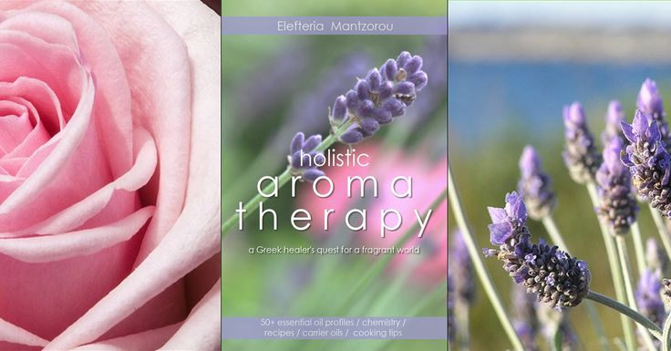 A complete guide on Aromatherapy & essential oils. Detailed chemistry, cooking + cleaning with essential oils, from a Greek aromatherapist. You 'll also learn about how Aromatherapy is applied in Greece. Download from Amazon - click Visit Site above left!