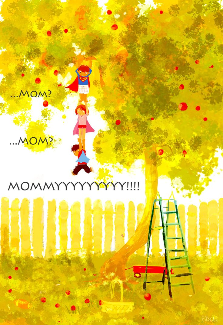 Picking Apples by PascalCampion.deviantart.com on @deviantART