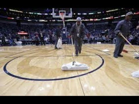 Pelicans Pacers game delayed due to leak in Smoothie King Center roof