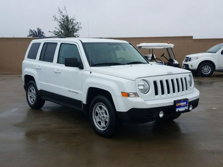 You've got to see this 2016 Jeep Patriot Sport at carmax.com!