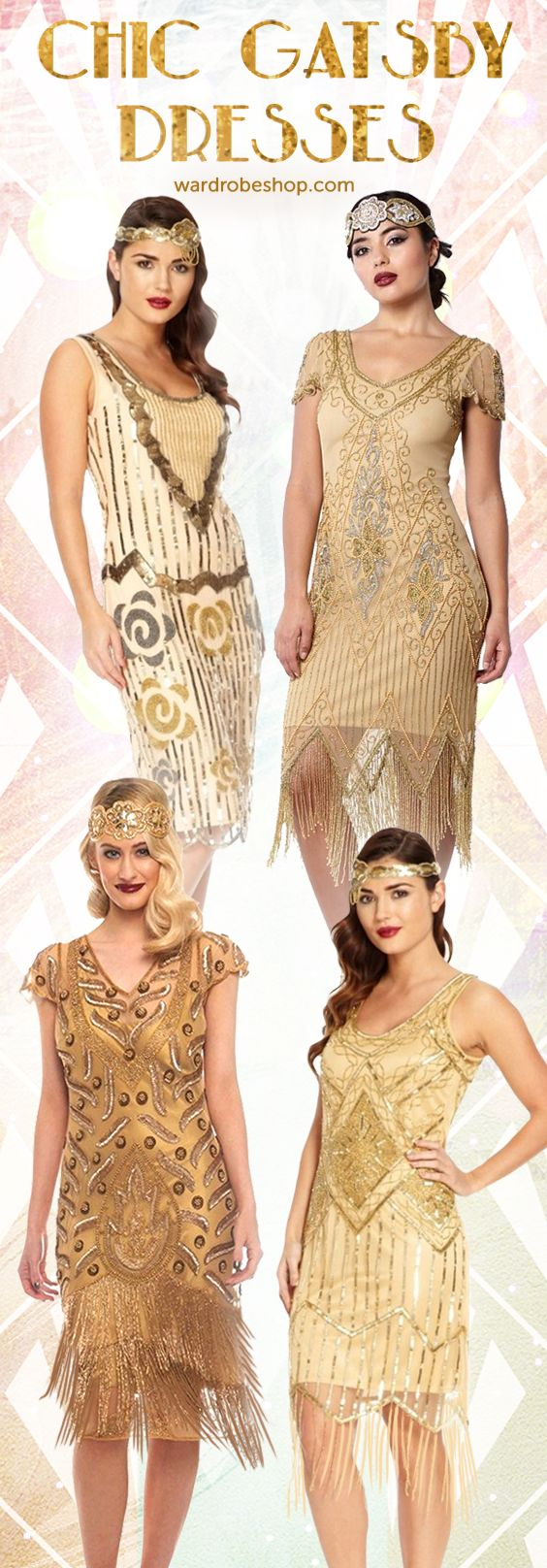 440 best Gatsby Style from Head to Toe images on Pinterest ...
