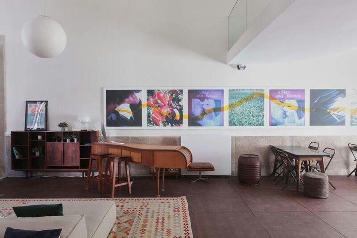 Passenger Hostel no Porto. Mais um projecto com a nossa marca!  #vintage&friends by #cantinhodovintage