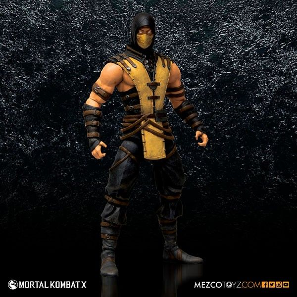 Mortal Kombat X : Scorpion