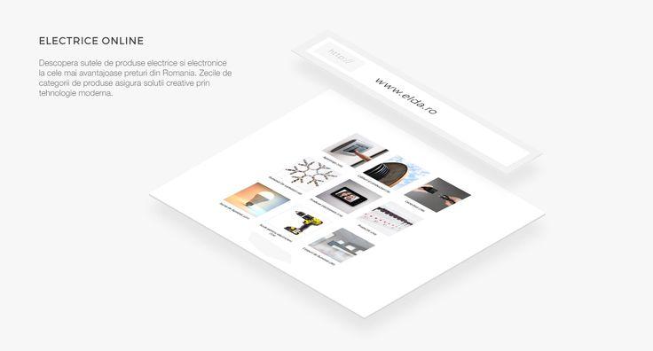 Electrice online: http://elda.ro/shop/
