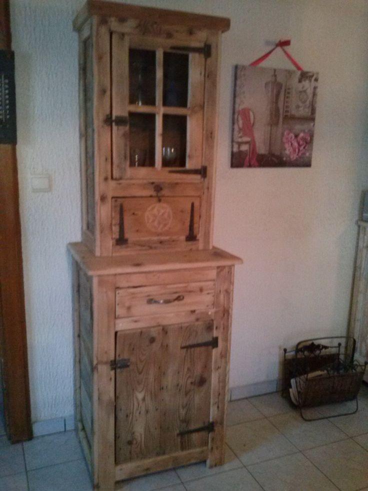 art montagnard meuble de art montagnard pinterest astuces meubles et art. Black Bedroom Furniture Sets. Home Design Ideas