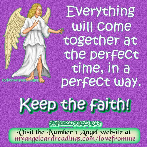 """To get a FREE 1 card reading with your deck of the """"A Pocketful of Angels"""" Angel Message Cards CLICK HERE ↘ http://www.pocketfulofangels.com/orderform"""