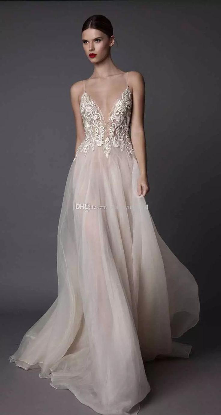 Cool Wedding dress low back allure couture bridal THIS IS THE DRESS I WANT i